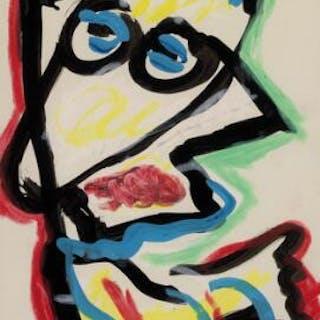 Karel Appel: Untitled