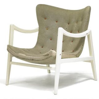 Finn Juhl: Rare easy chair