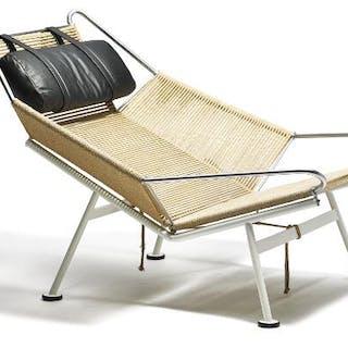 "Hans J. Wegner: ""Flag Halyard Chair"""