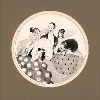 "Gerda Wegener: ""Corbeille des Femmes"""
