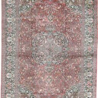 "Kashmir ""palace"" carpet"
