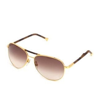 "0c0b8e552657e Louis Vuitton  A pair of ""Conspiration Pilote"" sunglasses – Current sales –  Barnebys.com"