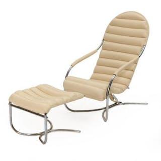 "Poul Henningsen: ""Lounge chair"""