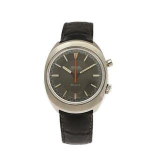 Omega: A gentleman's wristwatch of steel