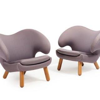 "Finn Juhl: ""Pelican Chair"""
