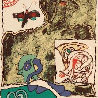 "Pierre Alechinsky: ""Gnomes et Gnose"""