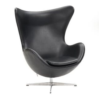 """Arne Jacobsen: """"The Egg Chair"""""""