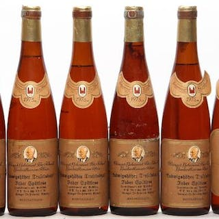 6 bts. Various German Wines A/B (ts).