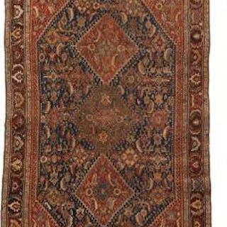 Antik persisk tæppe