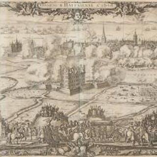 "Erik Dahlbergh: ""Obsidium Haffniense Anno 1658"""