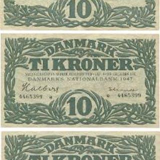 10 kr 1947 e