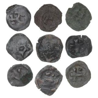 Denmark, collection Pennies