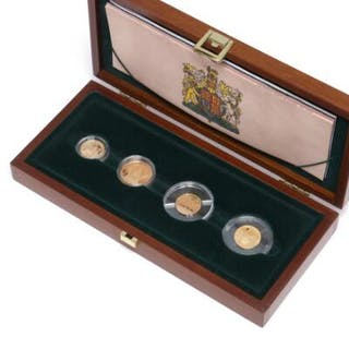 The Allied Forces Gold Proof Collection