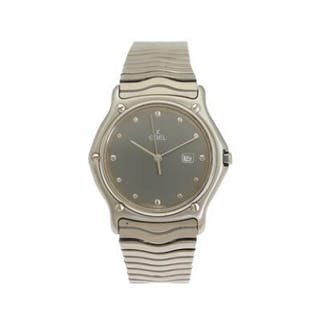 Ebel: A gentleman's wristwatch of steel