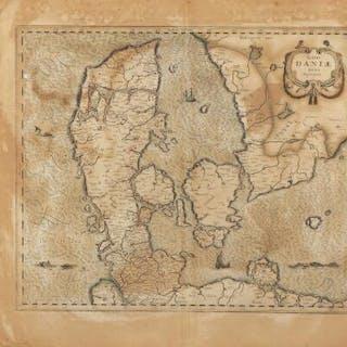 "Gerard Mercator: ""Totius Daniæ nova descriptio"""