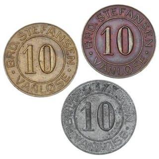 Gaming tokens