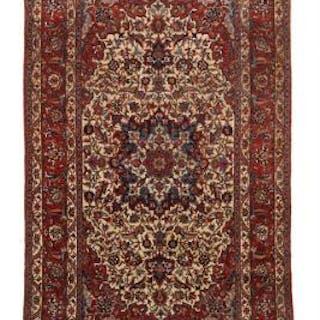 A Persian Isfahan rug