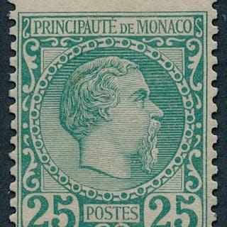 Monaco. 1885