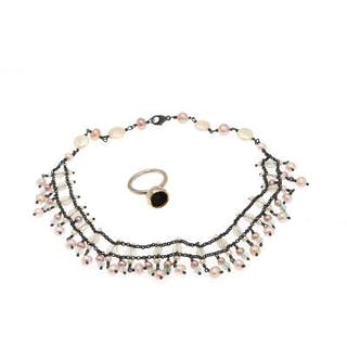 Josephine Bergsøe: A sterling silver jewellery collection...