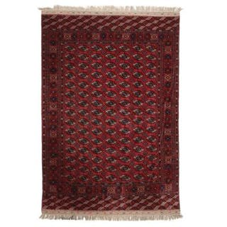 A Bochara carpet