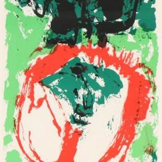 Asger Jorn: Poster from Museum Jorn