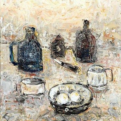 'A Luminous Still Life'  by Barrington Tabb