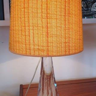 Vicke Lindstrand för Kosta Boda bordslampa