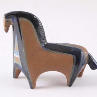 Figurin, häst, Lisa Larson, Gustavsberg