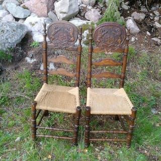 2st stolar i  renässansstil Sydeuropa tidigt 1900tal