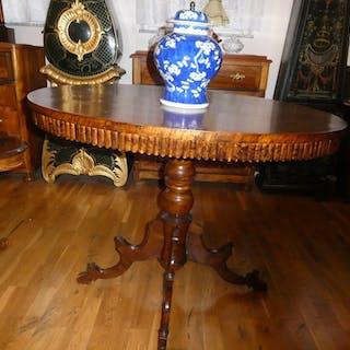 Antik Bord i Alrot 1800-tal