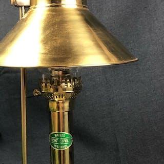 Lampa Mässing Bordslampa Orient Express Originell och Ovanlig