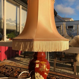 Bordslampa unik Limoges