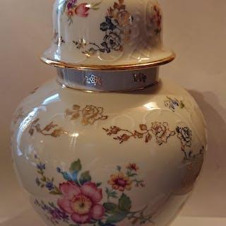09148 import Kina Asien Japan urna vas behållare kärl stämpel