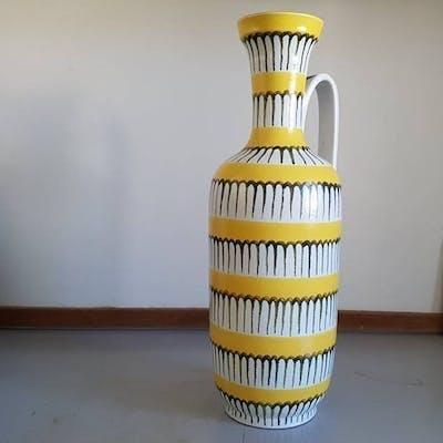 Stor härlig henkelvas/urna från Gustavsberg med design av Stig Lindberg