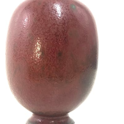 Berndt Friberg - Unik vas - Gustavsberg ( retro keramik )