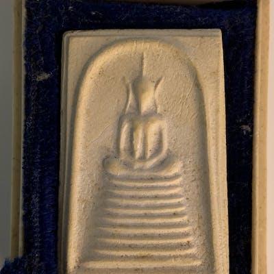 Äkta  Somdet amulett Thailand Buddha