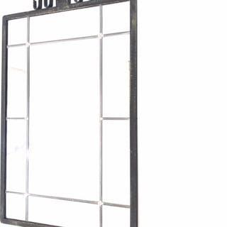 Spegel / väggspegel från Böhlmarks lampfabrik ( Notini art deco jugend 30-tal )