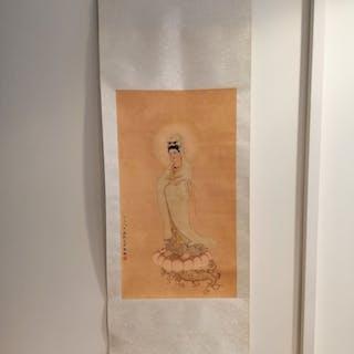 porträtt av Guanyin
