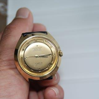 Zenith Chronometre Automatic Captain de luxe 18k Guld