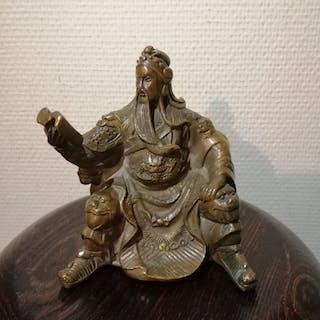 Guan Yu staty
