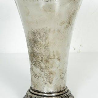 Bägare i Svenskt Silver - 445g -1929 - Hallbergs Guldsmed AB