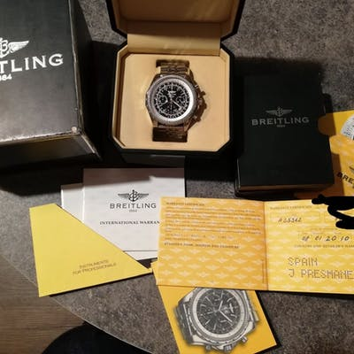 Breitling for Bentley Special Edition 48mm