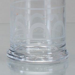 B Vallien för Boda  Husaren 6 st selterglas h 7,5 cm nyskick