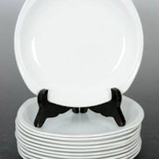 11 st. Assietter - Gefle