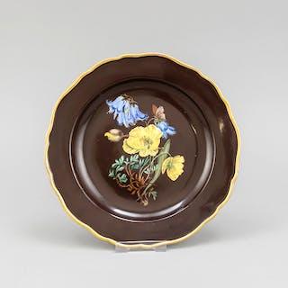 Teller, Meissen, Marke 1856-1924, 2