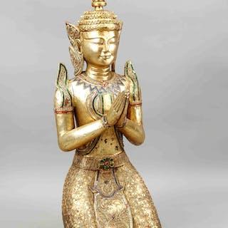 Großer indischer Buddha, 20