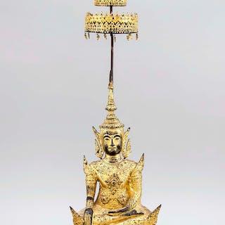 Buddha Rattankosin, Thailand, 19