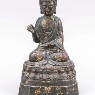 Buddha, China, 19