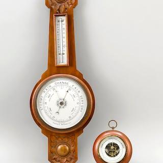 Zwei Barometer, Anfang 20
