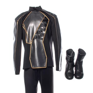 Details about Killjoys Male Hullen Guard Screen Worn Uniform (Large)